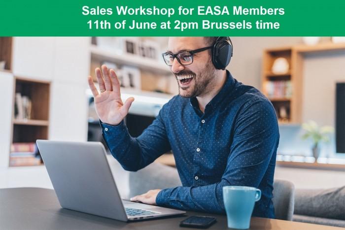 Sales Workshop for EASA members