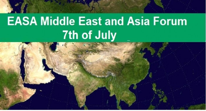 EASA Middle East and Asia Forum about the current crisis